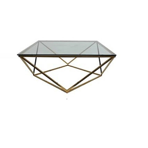 Glitz Gold Coffee Table