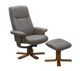 Halifax Recliner Chair with Footstool
