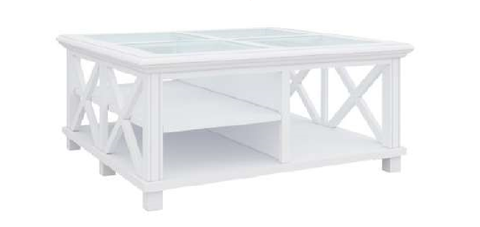 Hampton Square Coffee Table