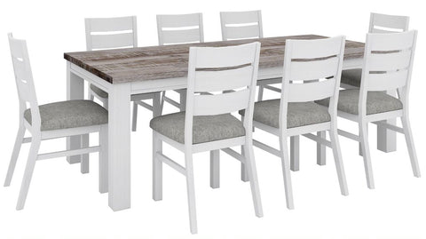 Homestead 9 Piece Dining Suite