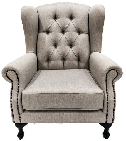 Elizabeth Chesterfield Arm Chair