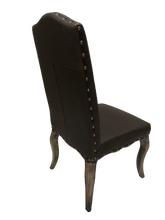 Americana Leather Chair