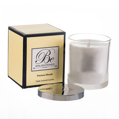 Precious Woods Candle