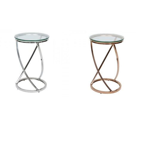 Spin Side Table