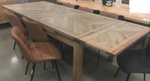 Flint Double Extension Table