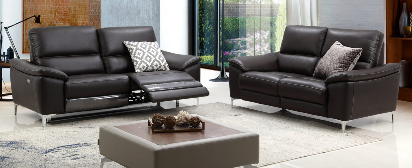 Tilly Leather Recliner