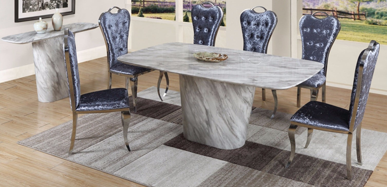 Vannes Dining Table Enhance Furnishing