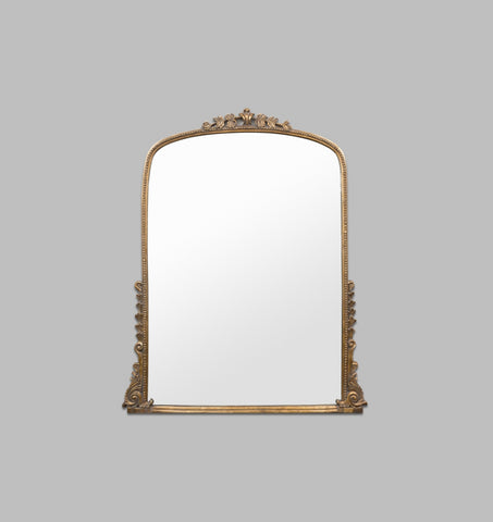 Audrey Gold Mirror