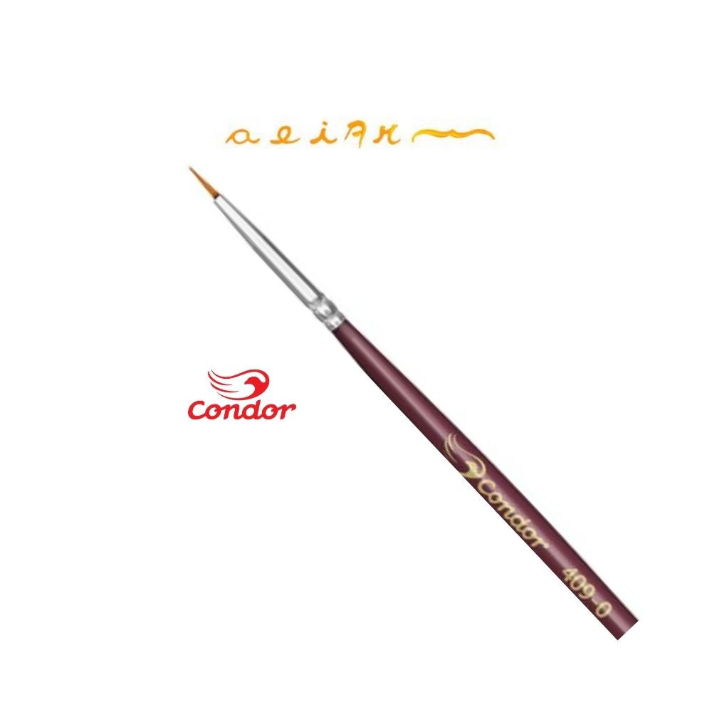 Condor - Paint Brush - Round Pointed 409 0