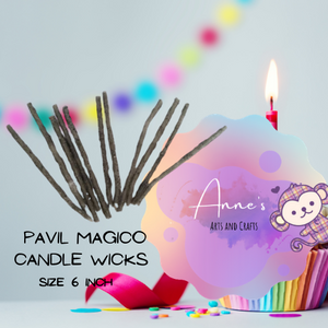 Pavil Magico -  Candle Wicks