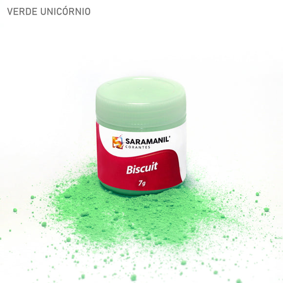 Dye Powder Green Unicorn 7g - Unicorn Collection