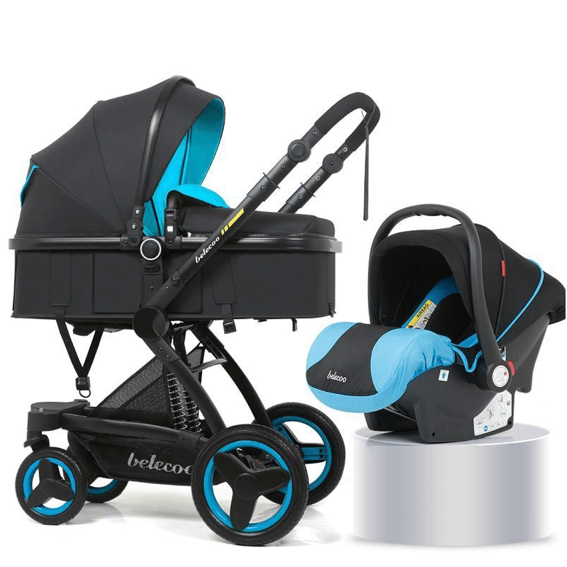 3 In 1 Stroller With Car Seat Toddler Stroller Travel System