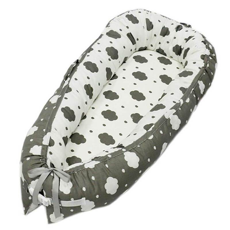 Baby Nest Bed Baby Lounger Snuggle Nest-1