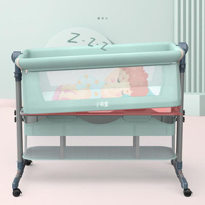 Portable Baby Mini Crib Co Sleeper Bed Bassinet