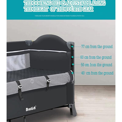 Portable Baby Bed Baby Cribs Best Bedside Co Sleeper Bassinet