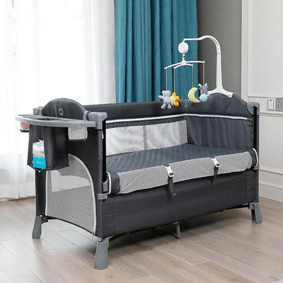 Best Co Sleeper Bassinet Gray