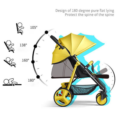 Toddler Umbrella Stroller Lightweight Baby Buggy