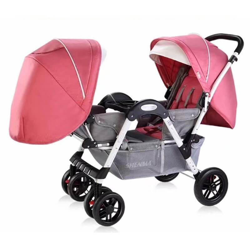 double buggy-grey