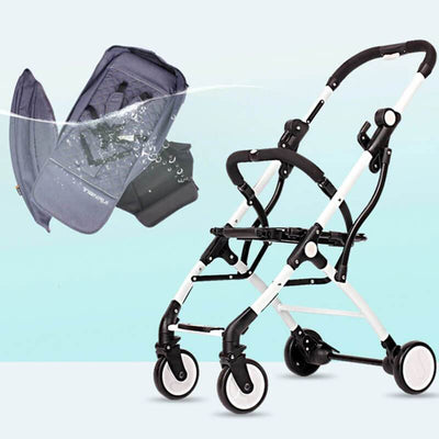 Newborn Compact Stroller Travel Toddler Umbrella Pram