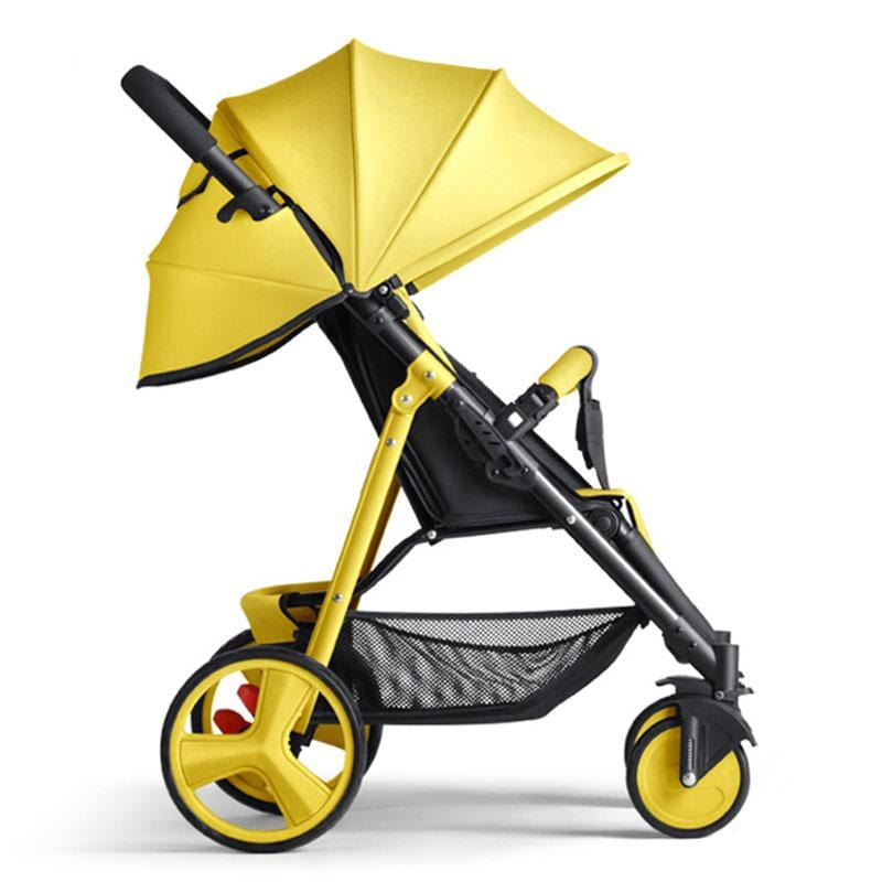 Toddler Umbrella Stroller-yellow