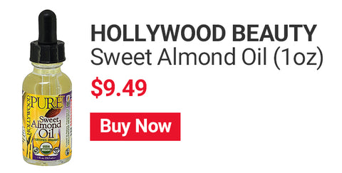 Hollywood Sweet Almond Oil
