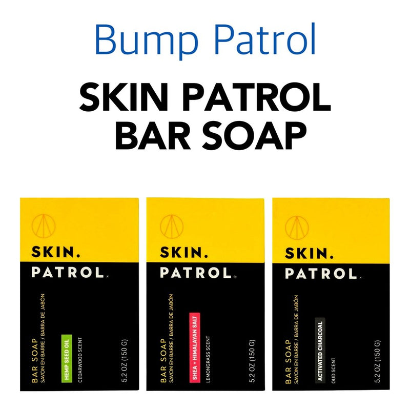 BUMP PATROL Skin Patrol Bar Soap (5.2oz)