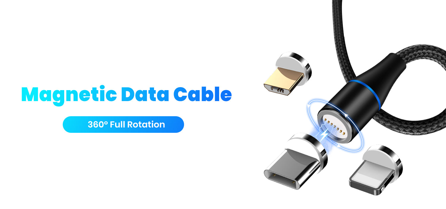magnetic data cable change tips