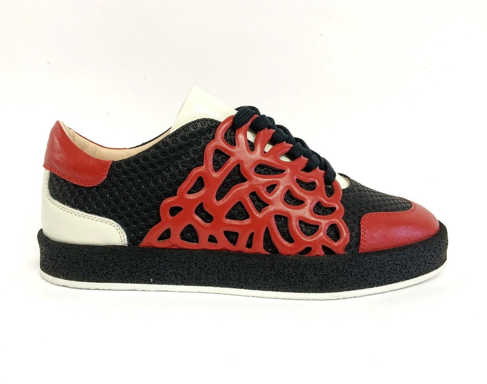 BAROQUE - Sneakers rosso