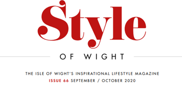 In the Press: Style of Wight: Sept/Oct Issue 2020