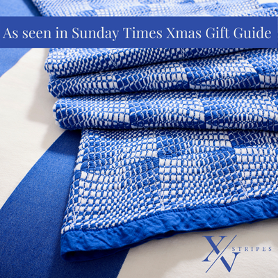 Ocean Wave Throw - Sunday Times Recommended!