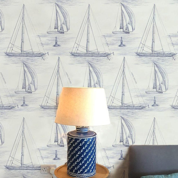 Cowes Yachts Original Wallpaper