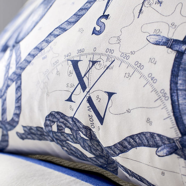XV Signature Oxford Cushion