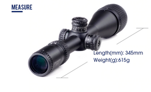 Discovery Optics VT-Z 4-16x44 AOE Rifle Scope, MP Mil-Dot Reticule.