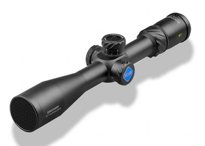 Discovery Optics 6-24X50 FFP VT-T Rifle Scope, with Universal Phone Holder.