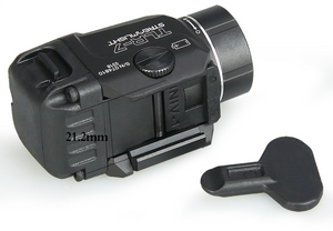 Optronics TLR-7 Tactical Flash Light for Pistols & Rifles.