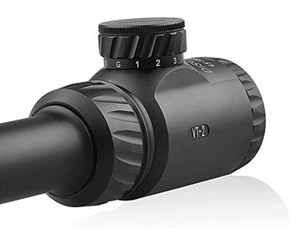 Discovery Optics VT-2 4.5-18x44 SFIR-N Rifle Scope Illuminated Twin Reticule.