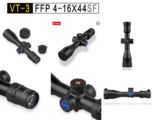 Discovery Optics VT-3 4-16X44 FFP Compact Scope.