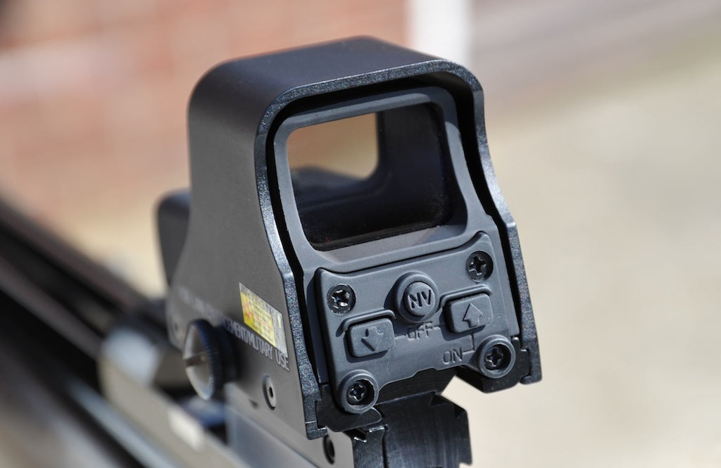 Red Dot 551 Tactical Sight