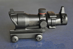 ACOG 1X32 Special Forces Red/Green Cross Scope In UK.