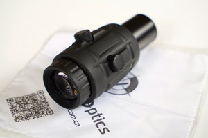 Vector Optics 3x Magnifier, Flips to the side. for 551, 552, 553, 557 sights etc.