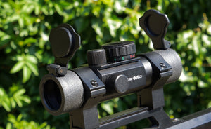Vector Optics Chimaera 1x30 Multi Reticle Red Dot Scope (SCRD-08)