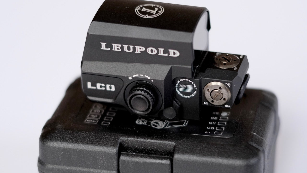 Red Dot Sight, Optronics for Pistols & Rifles.