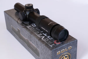 Optics Forester 1-5x24 Riflescope Long Eye Relief SCOC-03 Centre Red Dot Reticule.