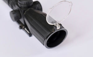 Vector Optics Dragoon 3-9x40 Rubber Clad Riflescope very Tough.