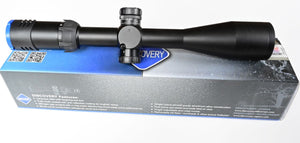 Discovery Optics Hi 6-24X50 SFIR Rifle Scope HMD SFP IR Mil-Dot illuminated Reticule.