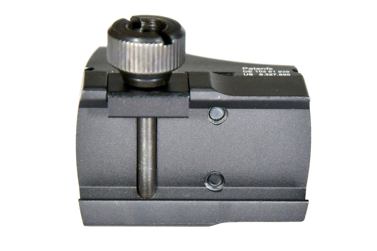 Red Dot Auto Light Sensing Sight for Pistols & Rifles, fits Weaver/Picatinny Sight Rails.