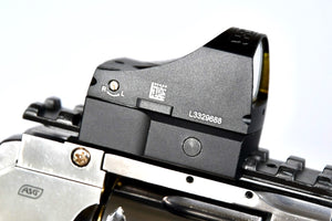 Red Dot Auto Light Sensing Sight for Rifles with ACOG Scope.