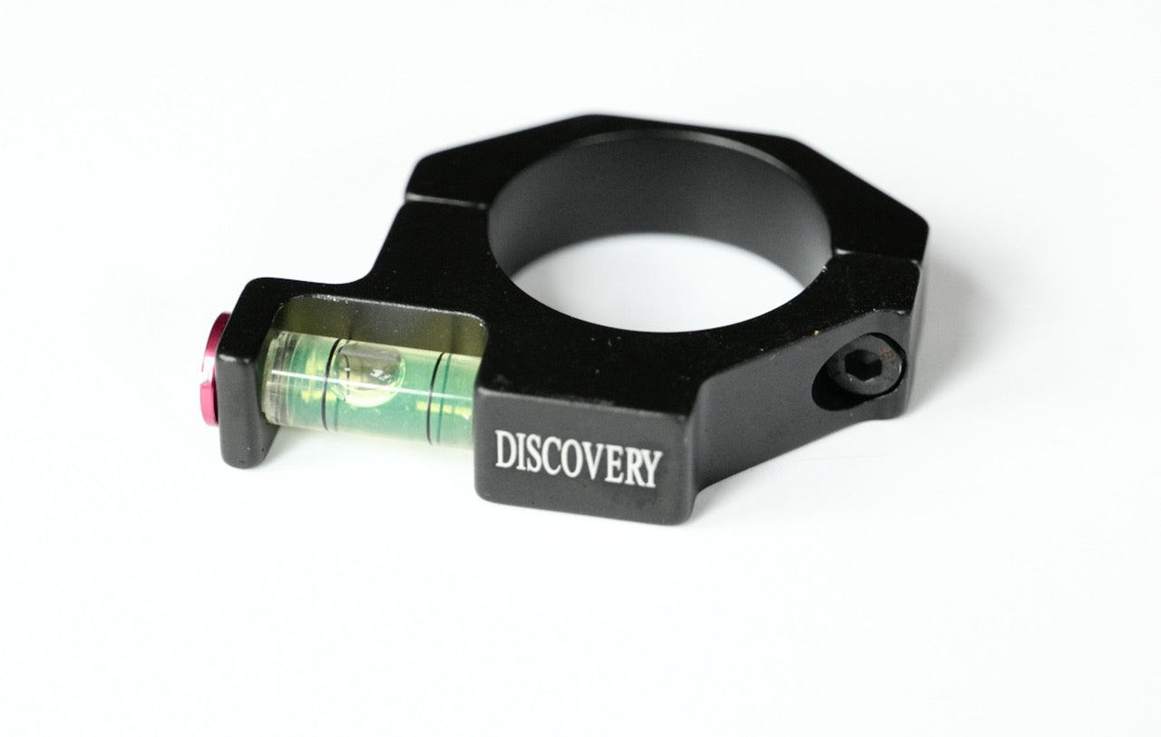 Discovery Optics 30mm Anti Cant Device Spirit Bubble Level Scope Mount