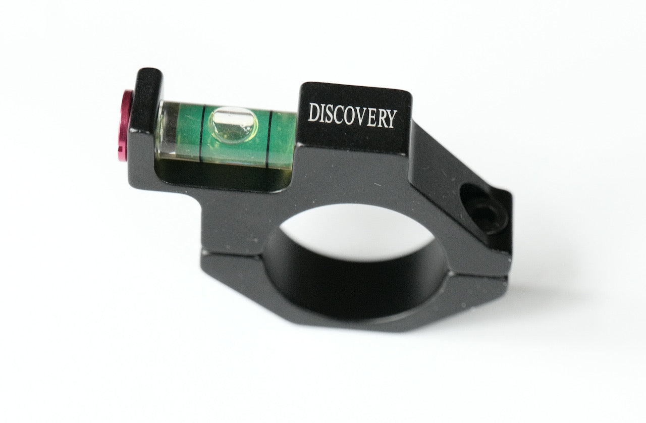 Discovery Optics 25mm Anti Cant Device Spirit Bubble Level Scope Mount