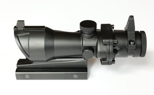 ACOG 4X32 Special Forces Scope with Iron Sighs Scope In UK